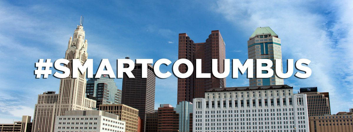 THIS JUST IN: Columbus is a #DOTSmartCity finalist! We're 1 of 7 cities up for $50 million: https://t.co/xDUoH6CG6D https://t.co/kxZ43SMuIu