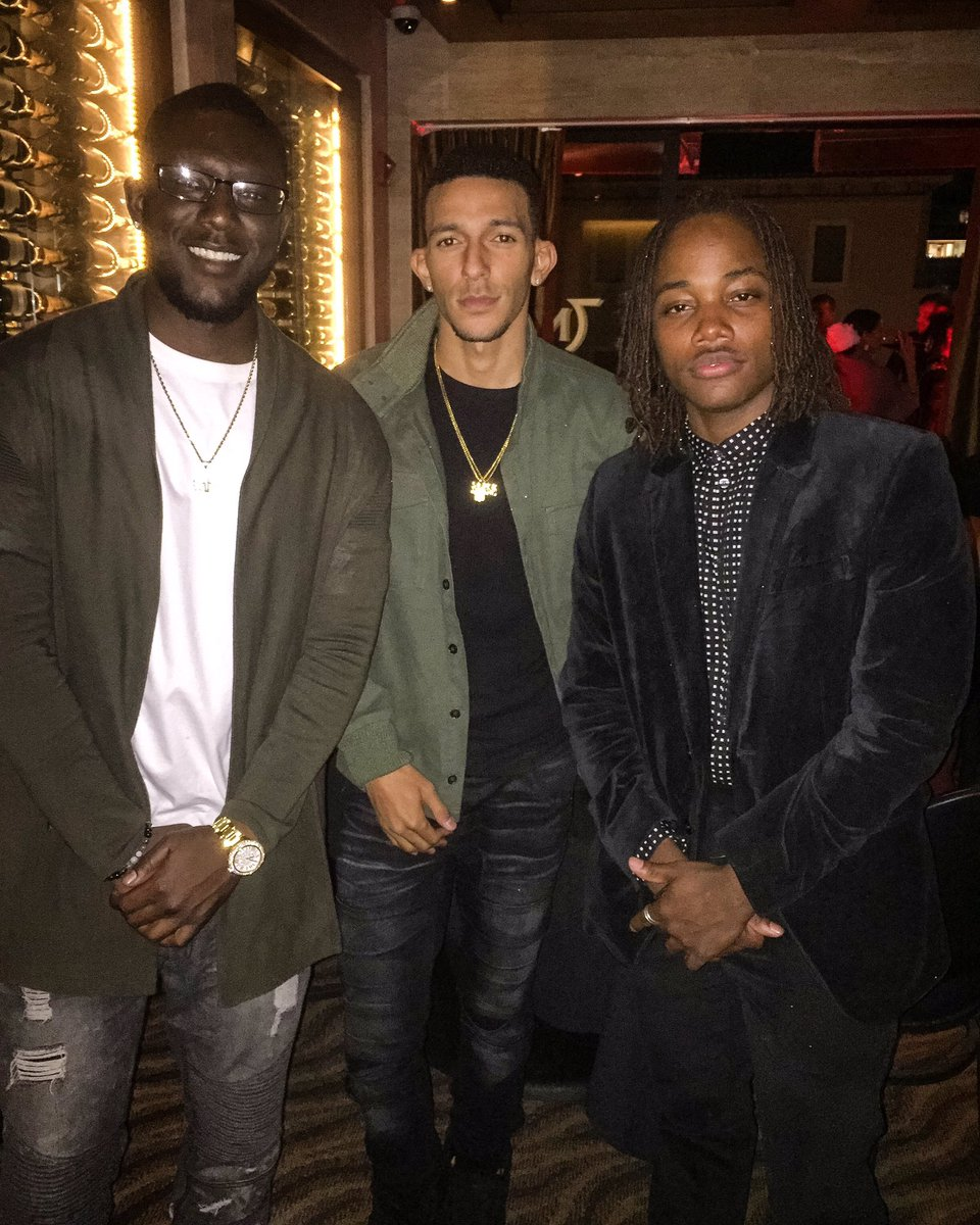 Great celebrating the #LiVideo launch with my boys @khleothomas & @leonthomas. MAJOR