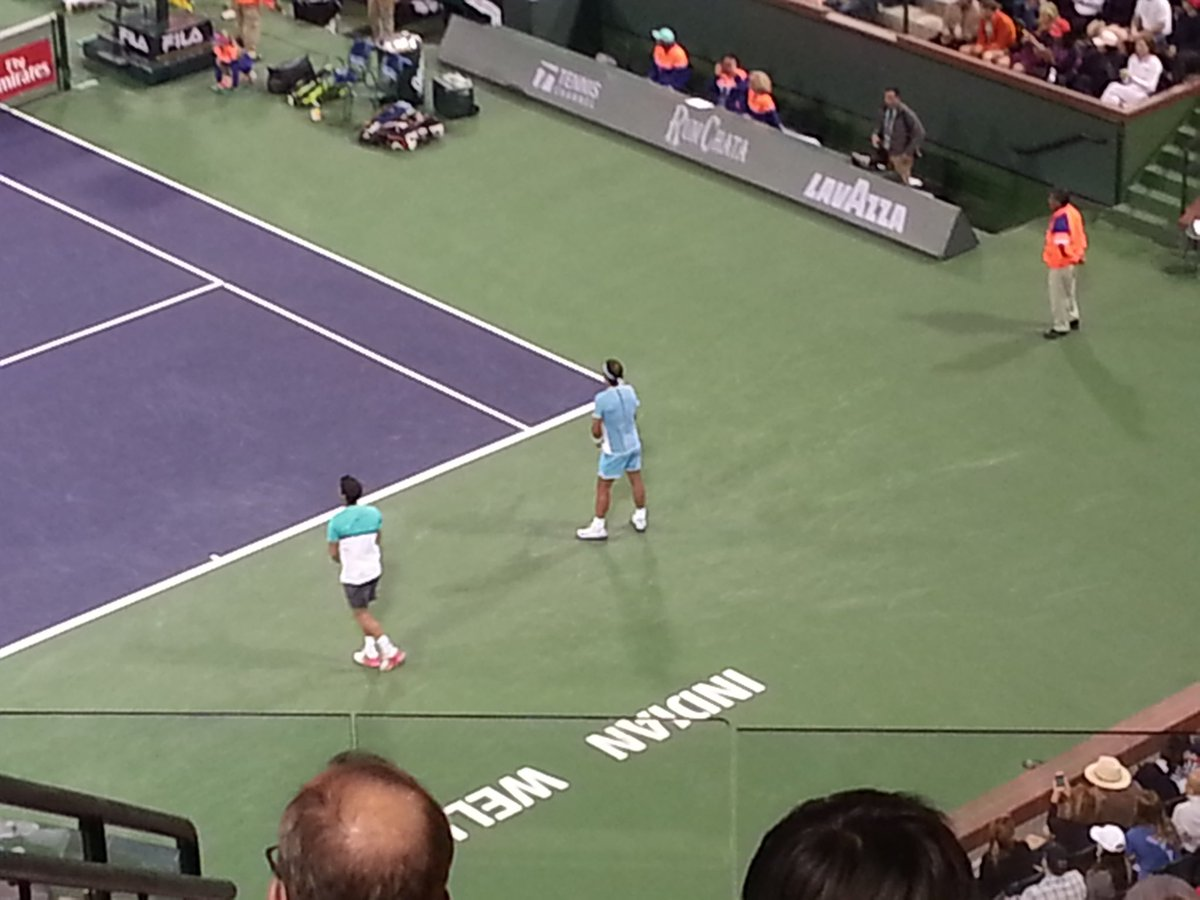 My view of Ra/Fer dubs, such as it is.  #DOBhazahappy https://t.co/efpGQMlzDo