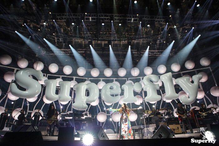 "【Superfly Arena Tour 2016 ""Into The Circle!""】 本日3/20(日)名古屋日本ガイシホール公演をもちまして全11公演終了いたしました! ご来場いただいた皆様、本当にありがとうございました✨ https://t.co/O4Str09Txl"