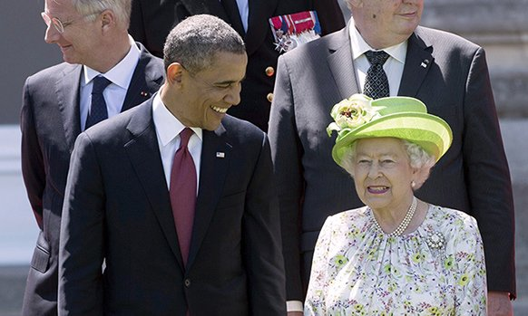 President Barack Obama will dine with the Queen shortly after her 90th birthday: