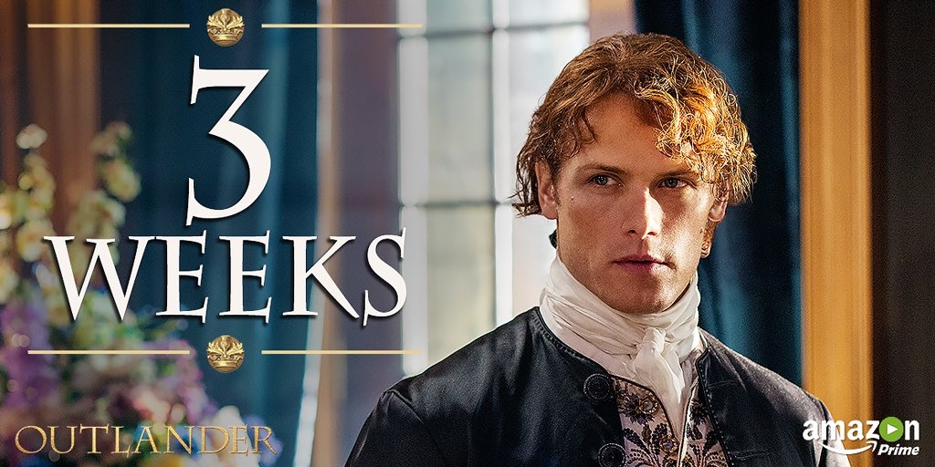 It's not only his future, but the future of Scotland entirely. #Outlander #3Weeks https://t.co/ruDhalDXkL