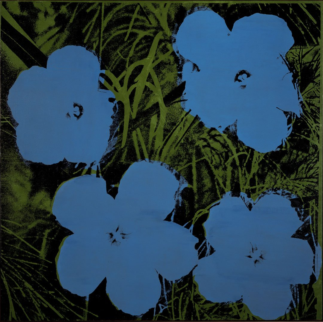 "Happy first day of Spring!  Andy Warhol ""Flowers"" 1964 https://t.co/QG1duTzF9P"