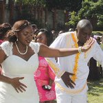 Kalonzo Musyoka's 'frenemy' weds long time love