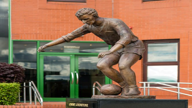 10 years ago, #JimmyJohnstone died.  I am honoured to be making a film about his life. https://t.co/OfstMkm8nr https://t.co/OwDH2W7UzN