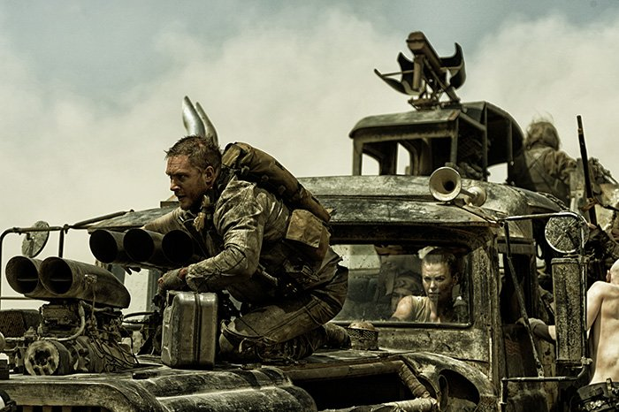 """ART OF THE CUT with MARGARET SIXEL, editor of """"MAD MAX: FURY ROAD"""" https://t.co/JX3sC7AHtU https://t.co/zesHu2Zkqr"""