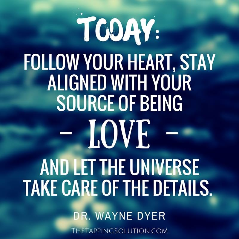 #motivation #ThinkBIGSundayWithMarsha Follow Your Heart..... https://t.co/RFkkjO0kCx