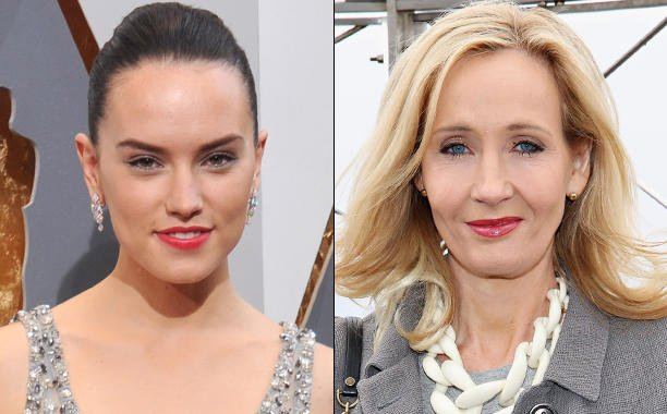 Daisy Ridley shares letter from cancer patient's mom to J.K. Rowling: