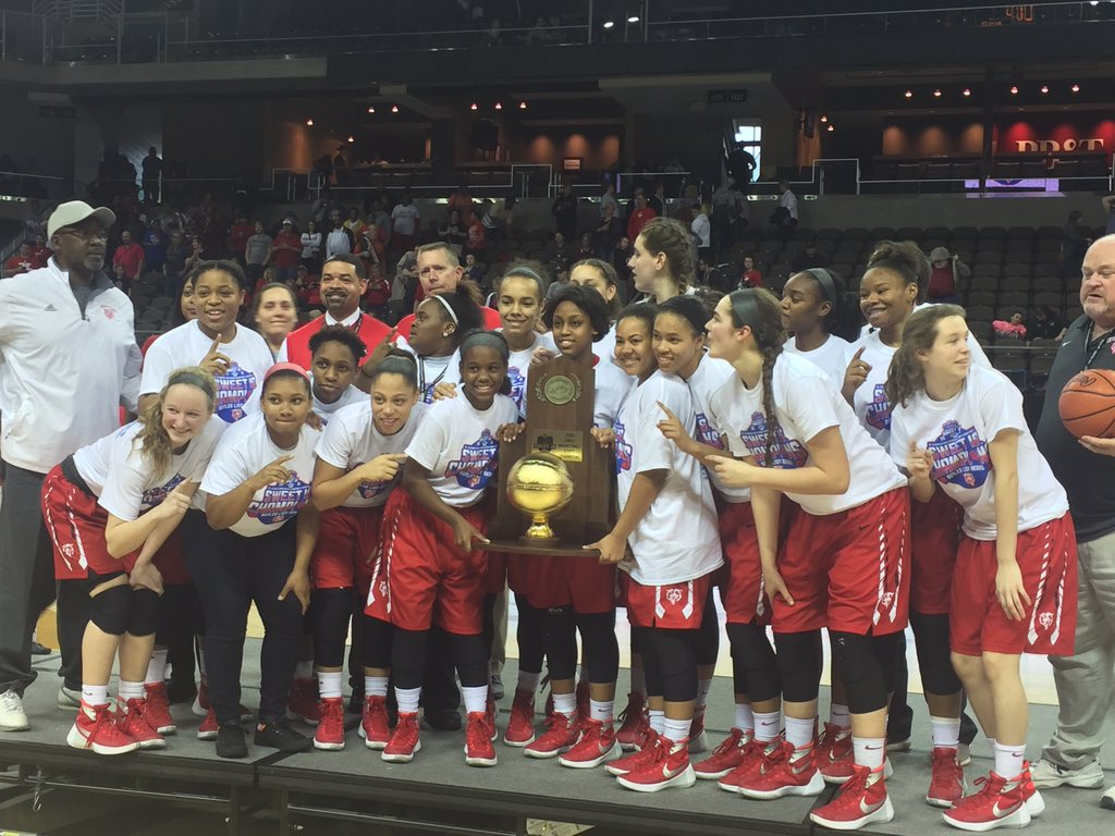 Butler state champs for fifth time. https://t.co/nV9EVADeuk