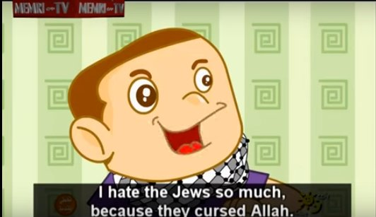 Qatari educational software teaches Arabs to hate Jews https://t.co/YIN53ebA2x This shocked even me. https://t.co/pQU6p8pOgT