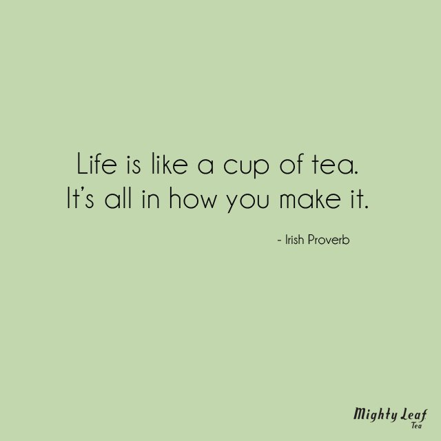 Is your cup empty or full? #tea #quotes https://t.co/mTrASzKBVB