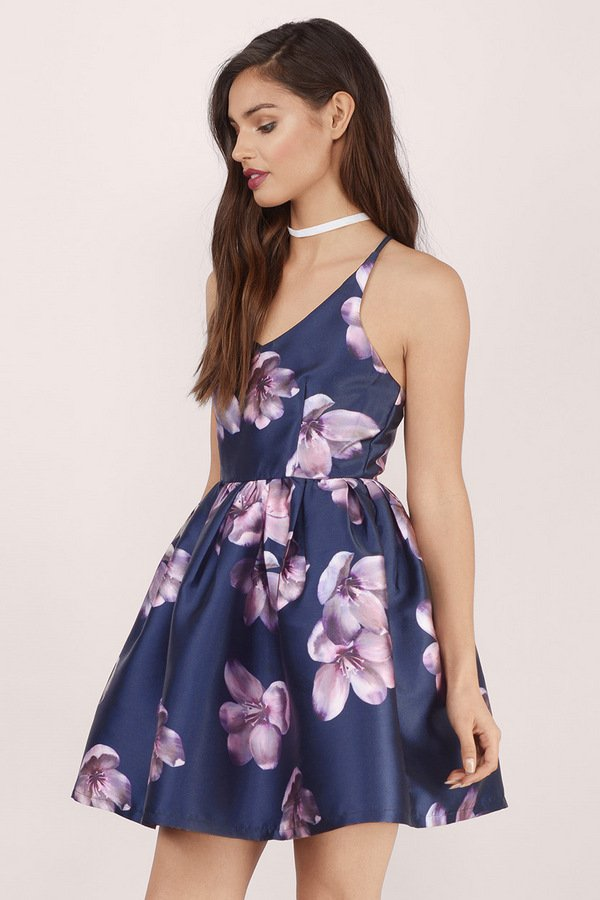 Officially bought my dress for my sister's wedding! ...She wanted me in a satin like fabric and flower