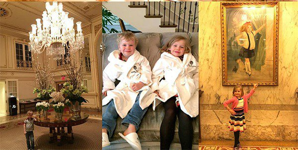 Neil Patrick Harris' twins getting pampered in NYC is the cutest thing you'll see today: