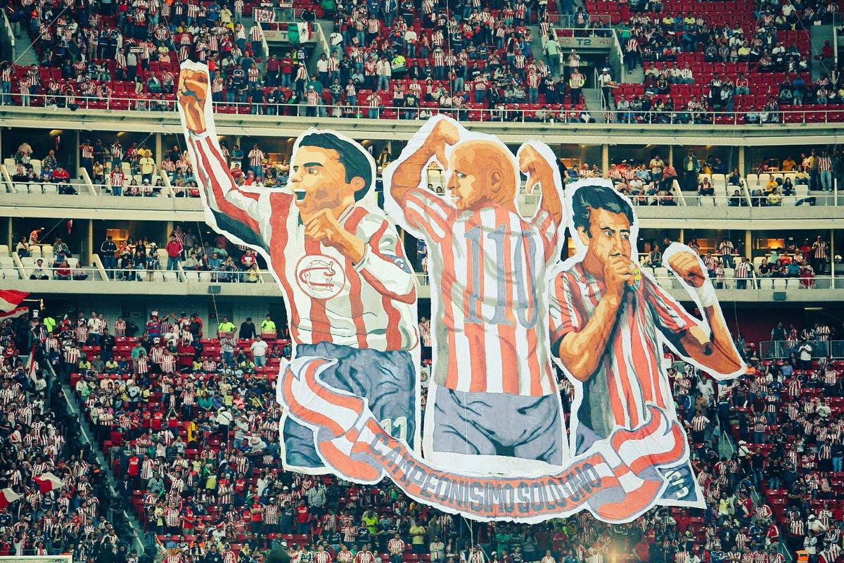 Felicidades @Chivas Esta vez, perdimos ganando. https://t.co/ff6ZCFDhSw