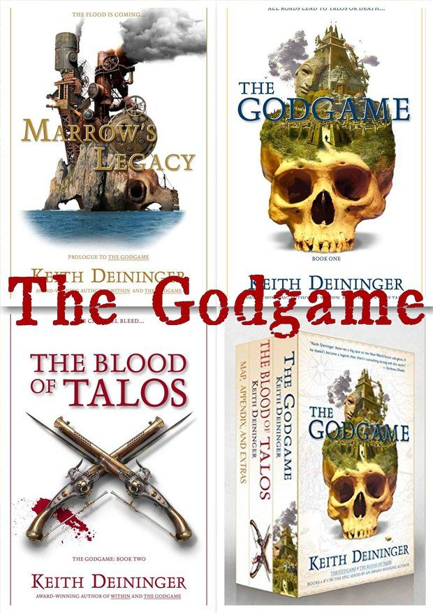 The Godgame series by @keithdeininger get them now #fantasy https://t.co/RKwQteIwEh https://t.co/dyR2sntdxR