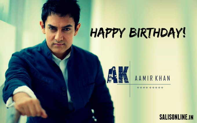 A very Happy Birthday to Mr.Perfectionist of Bollywood :D
