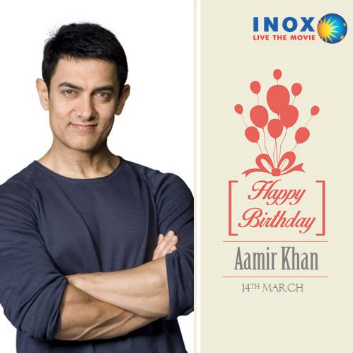 Wishing the extremely talented & versatile, a very Happy Birthday!