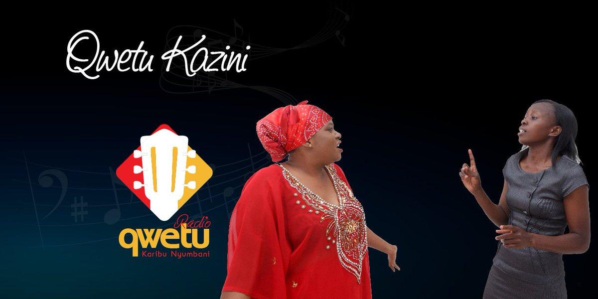 Listen Live to QWETU KAZINI with Dorah Manya and Zulekha on #QwetuRadio  || Nairobi 95.3 Fm || 99.1 FM || 92.0 FM || https://t.co/OPSpYTzdKO