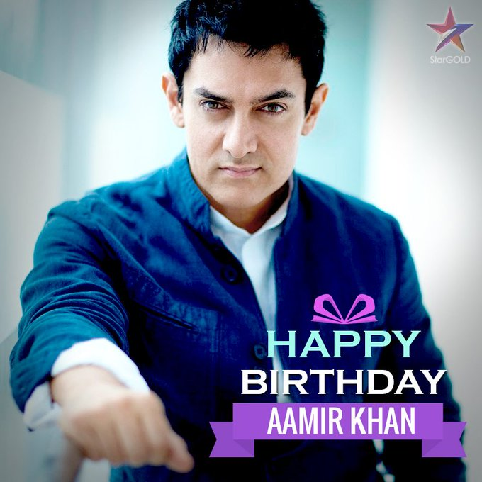 Here\s wishing one of the most versatile actors of Bollywood aka Mr. Perfectionist a happy birthday!