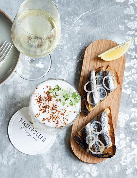 RT @JamieMagazine: Read our review of London's newly-opened Frenchie in Covent Garden https://t.co/rnEYTiw3bi https://t.co/L81qLQJFHX