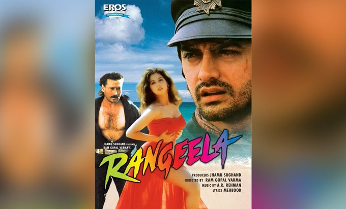 Happy Birthday ! From \Rangeela\ to \Ishq\, here are his best films from the 90s