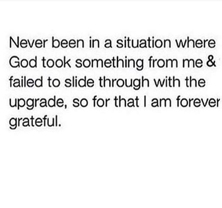 My intentions have always come from a pure place. Because of that God holds me down EVERY TIME ✊