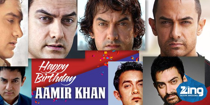 Bollywood\s very own Mr. Perfectionist turns 51, today. Happy Birthday