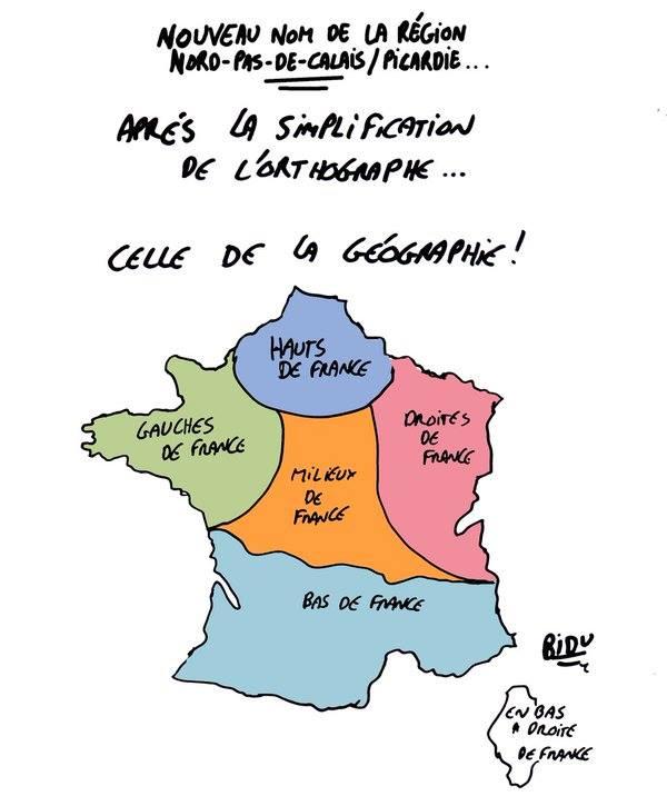 Simplifions la France selon les politiques ! https://t.co/6t1OI0gOB2