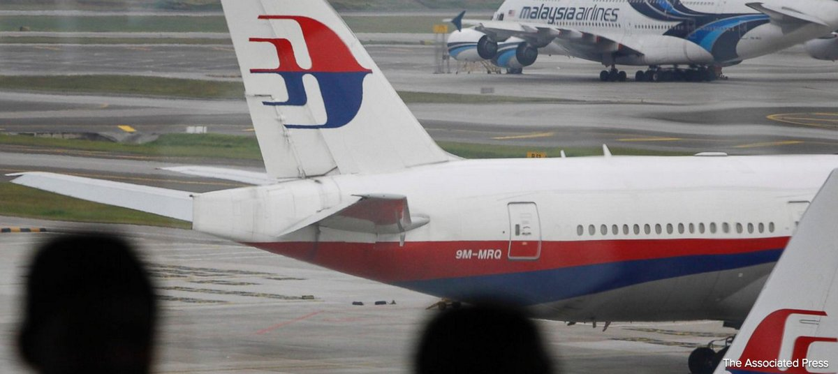 2 plane parts to be examined in Australia for links to MH370: