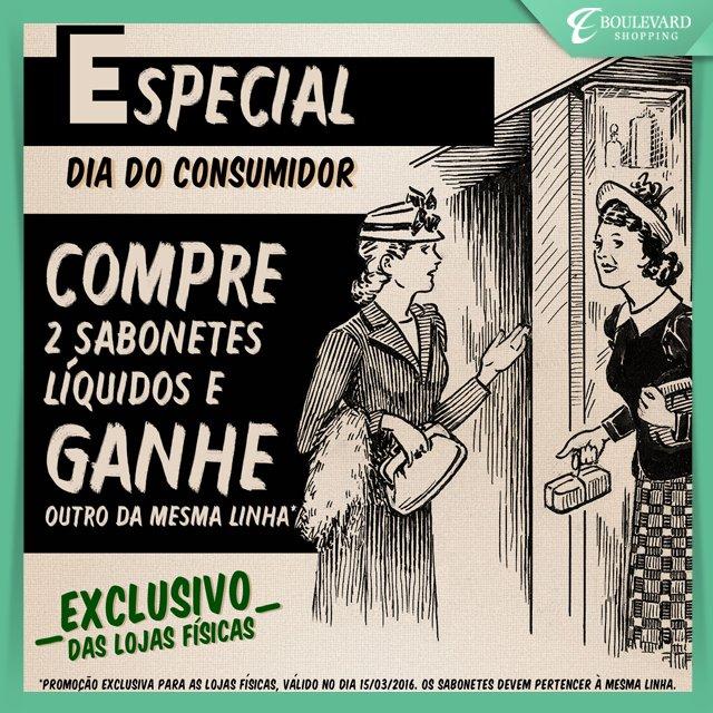 Amanhã é o Dia do Consumidor e a Granado Pharmácias tem uma promoção especial para vocês! Aproveitem! https://t.co/HV9YLSyLCA