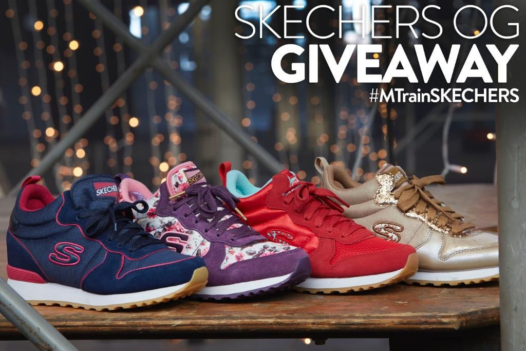 Last chance to enter our #MTrainSKECHERS giveaway! RT for a chance to #win a pair from @Meghan_Trainor's collection! https://t.co/QazCEXVjoE