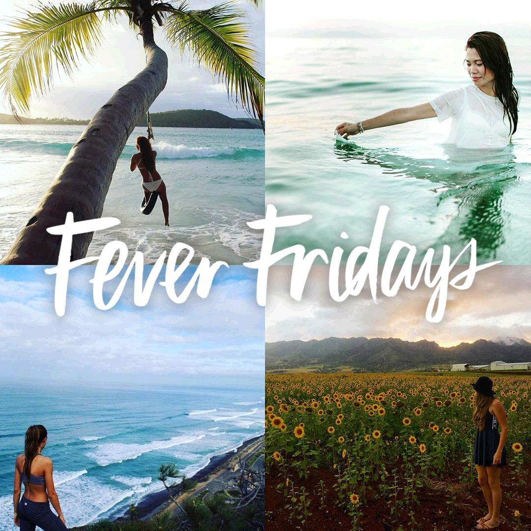 Last week's favorites from our #FeverFridayContest! Thanks to all who participated. https://t.co/fkyurxhzpM