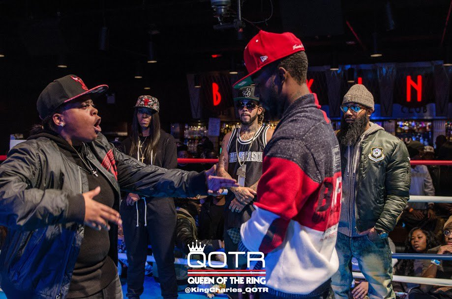 Everybody hit @TheRealTayRoc and ask if he's ready to see his debut on #QOTR??? #WTT2 https://t.co/faaBD7BTWo