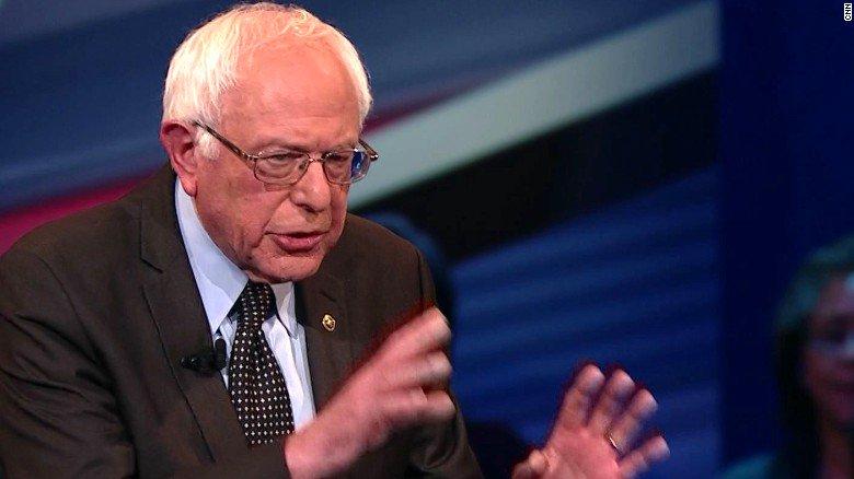 Pro-Donald Trump pastor: Bernie Sanders