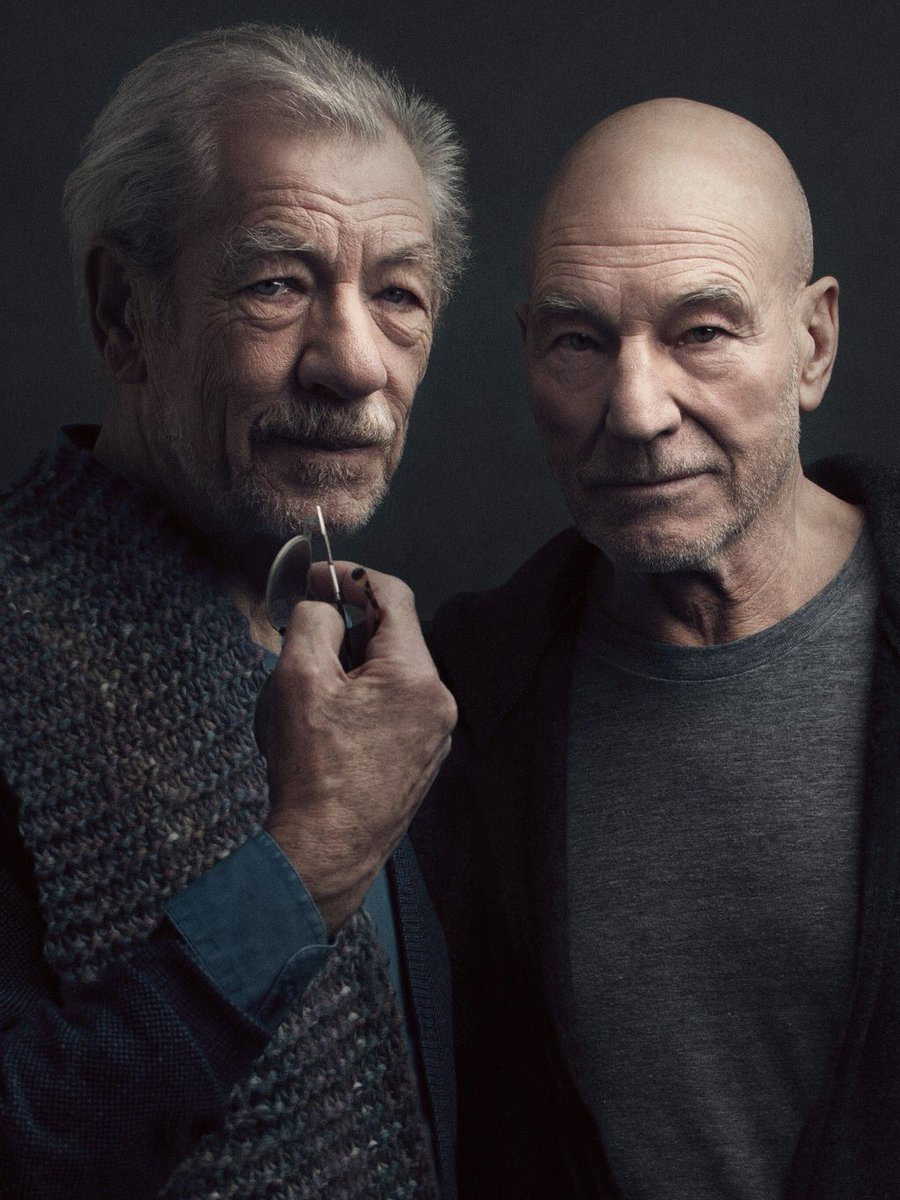 Tickets Booked. No Man's Land. Opening Night. Too much awesome for one stage: @IanMcKellen & @PatrickStewart https://t.co/wcDSNQ5eRl