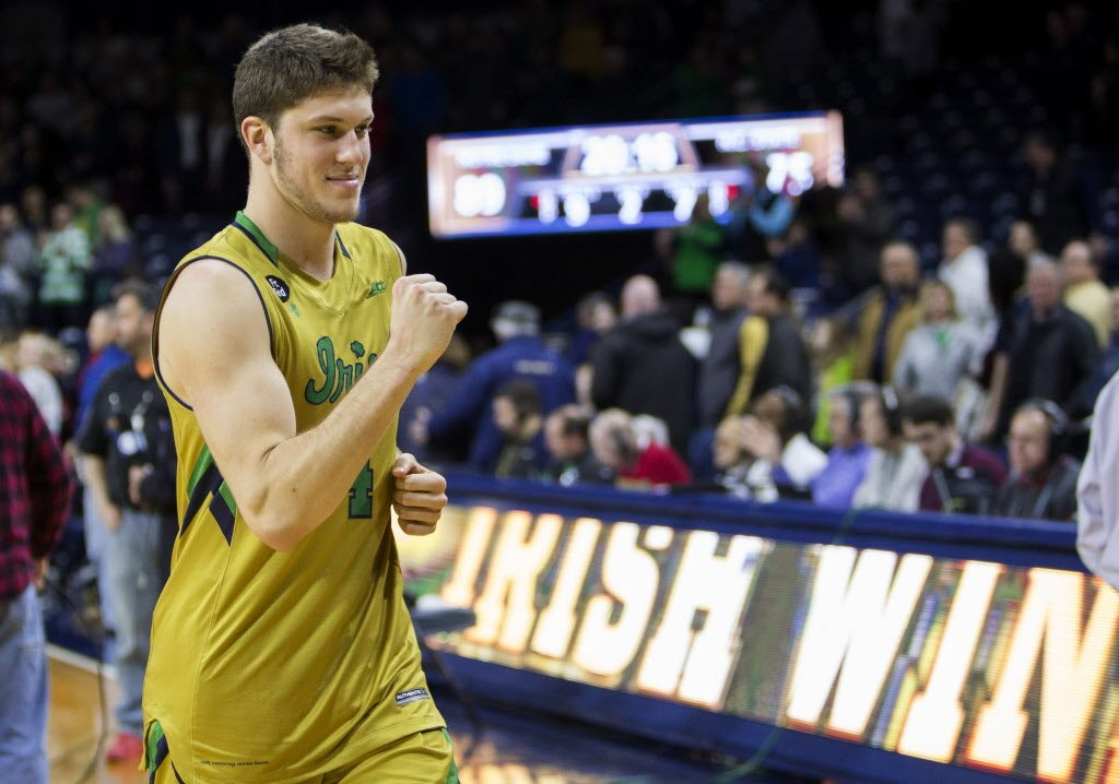 #NCAATourney sends #NotreDame freshman Matt Ryan back to basketball roots and home. Here: https://t.co/06AUFT7jrH https://t.co/JIgWS18ajP