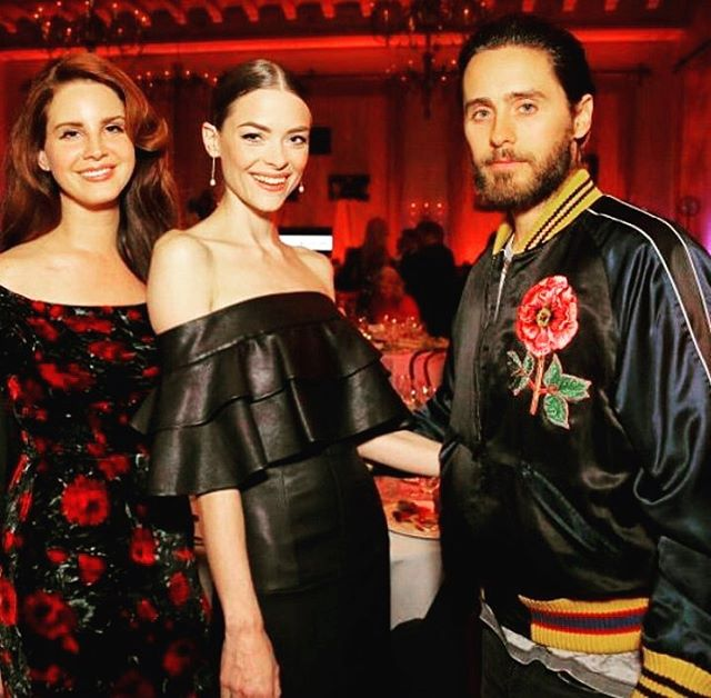 Me, two classy ladies, and my favorite jacket #gucci https://t.co/xgZP6CI2RG