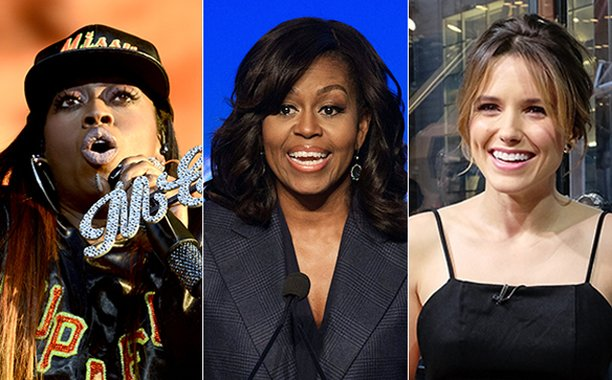 Michelle Obama's SXSW keynote to include Missy Elliott, Queen Latifah and more: