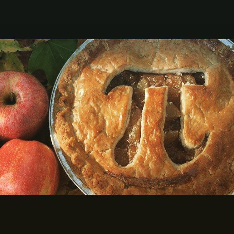 Thanks for the photo @weathernetwork. I almost forgot today is international #piday. I'm going out for 3.14 pieces … https://t.co/PhMYiblp1T