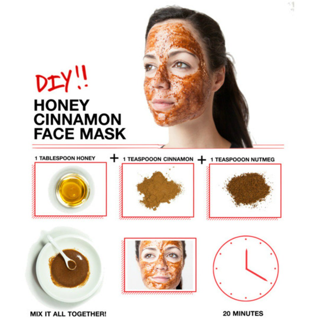 Простые маски для лица: 12 лучших рецептов - Домашние маски 7
