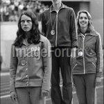 26 juillet 1976 #Athlétisme Femme 800m, Médaille de bronze, Elfi Zinn RDA https://t.co/sfh6RYYfA3
