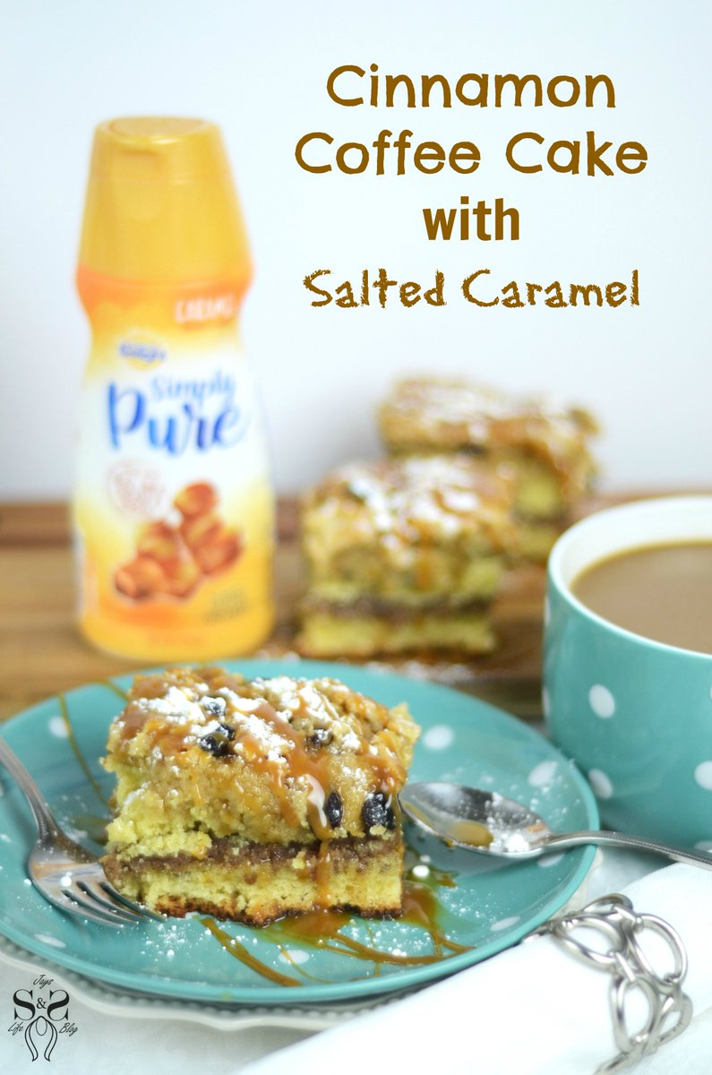 Cinnamon Coffee Cake with Salted Caramel - A Simply Pure Recipe https://t.co/XKYisKegZW #IDSimplyPure #ad #recipe https://t.co/1rE4HNYu03