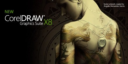 New #CorelDRAW #Graphics Suite X8! Enhanced tools. #Font Manager. #Windows10 support & more. https://t.co/sDH4twBxfi https://t.co/Xc5duaDBkr