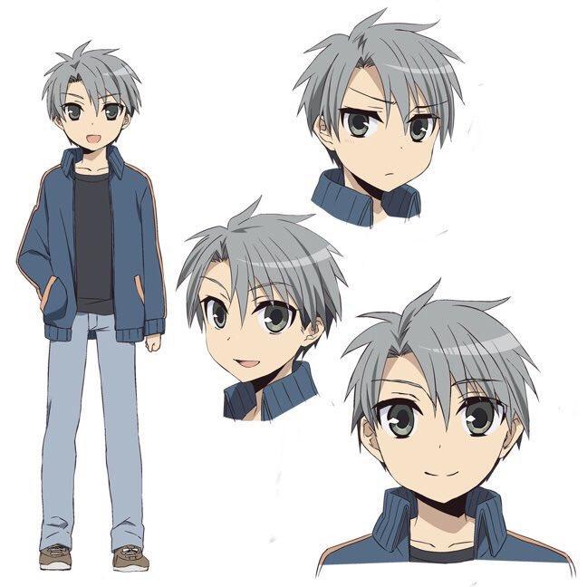 【キャラクター紹介⑤】日野祐司(cv:斎賀みつき)千尋のクラスメイトで、親友。天涯孤独になった千尋を心配していた。子だく