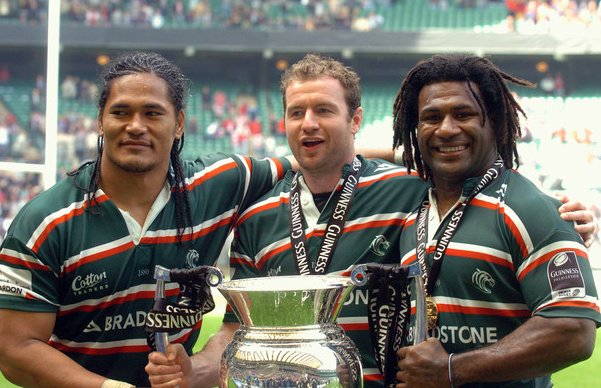 Very sad to hear of the sudden death of former @LeicesterTigers centre Seru Rabeni at 37. https://t.co/UQULAfWKzK https://t.co/Hlqke64Kxr
