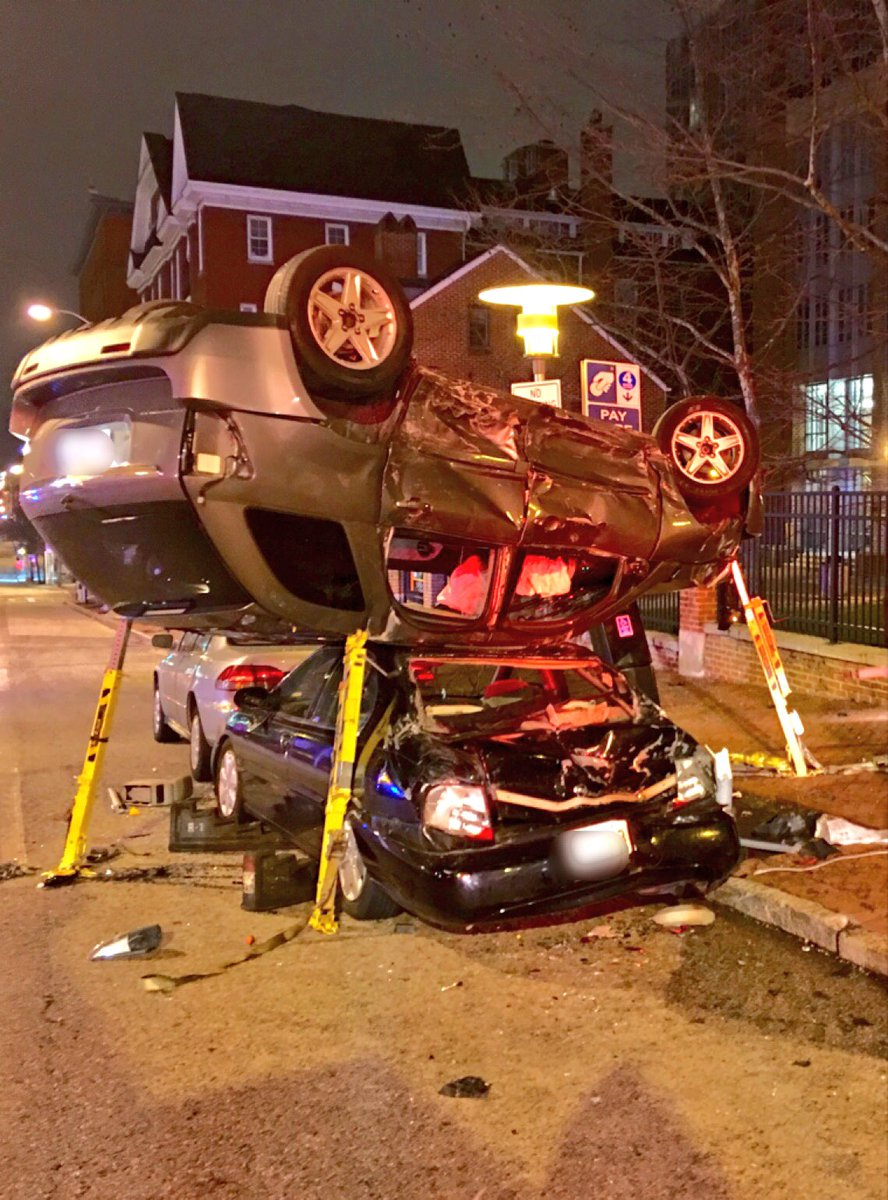 Overnight Rescue Alarm N Paca & W Fayette St members extricated & transported one patient #IAFF #BalancingAct https://t.co/83ZSqFYMsa