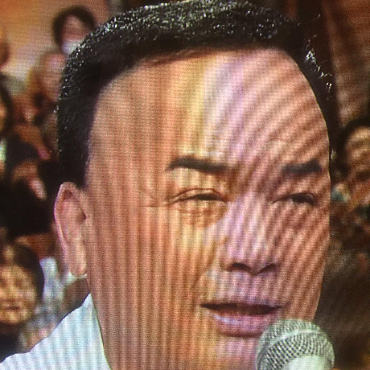 細川たかしの髪、スチールウール製だな https://t.co/Mbycb6vVQD