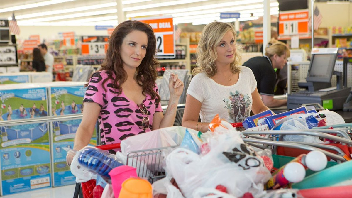 Tina Fey + Amy Poehler Throw Down w/ Maya Rudolph In This Hilarious Deleted Sisters Clip