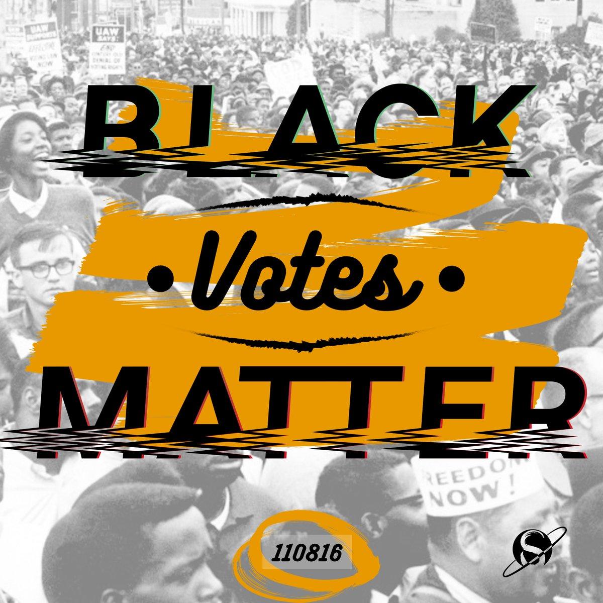 #BlackVotesMatter artwork by me #studiooutlandish https://t.co/rL6kQNGWO3