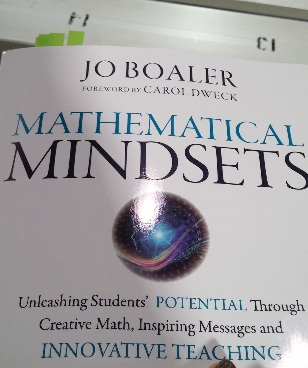 Only on p. 45 and I'm gonna need another highlighter. @joboaler is dropping truth bombs and rocking my world. https://t.co/fDNyqSXg5I